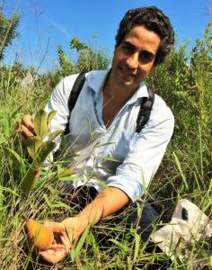 Expedição botanica em busca da rara perinha-do-cerrado