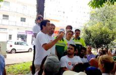 Plantio Ricardo Cardim  com João Dória -  Cidade Linda